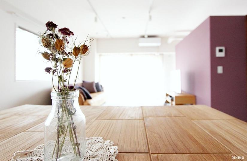 わたしサイズの部屋 DINING1