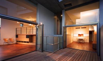 カーサ カスバ -中野の集合住宅