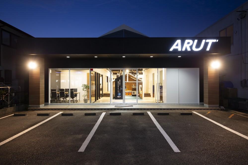 株式会社ARUT (外観)