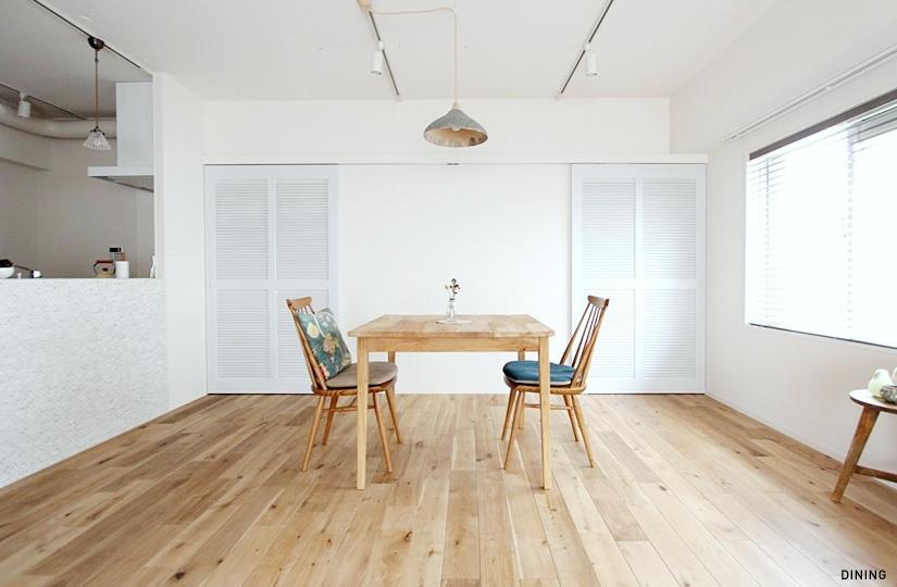 わたしサイズの部屋 DINING3