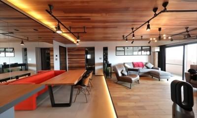 TOKYO Residence ー「ホテルライクな新築風」をあえて、リノベで叶える贅沢ー