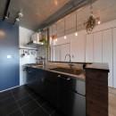 ORDERED BROOKLYN ー心地よい「秩序感」が漂う家ーの写真 キッチン