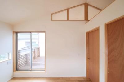 書斎 (赤の家・RED HOUSE)
