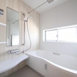 赤の家・RED HOUSE (浴室)