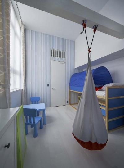 子供部屋 (宮崎の家)