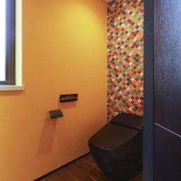 宮崎の家 (トイレ)