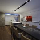 宮崎の家の写真 ダイニングキッチン