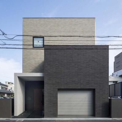 宮崎の家 (外観)