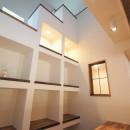 大きなテラスのある~理想の家~の写真 WEBスペース
