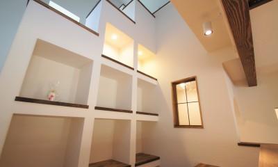 大きなテラスのある~理想の家~ (WEBスペース)