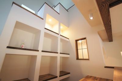 WEBスペース (大きなテラスのある~理想の家~)