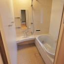 大きなテラスのある~理想の家~の写真 バスルーム