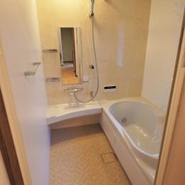大きなテラスのある~理想の家~ (バスルーム)