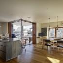 House-H Renovation / 築40年木造住宅のリノベーションの写真 ダイニングキッチン