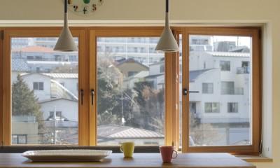 House-H Renovation / 築40年木造住宅のリノベーション (ダイニング)