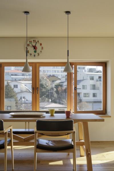 ダイニング (House-H Renovation / 築40年木造住宅のリノベーション)
