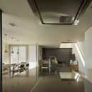 House-H Renovation / 築40年木造住宅のリノベーションの写真 キッチン