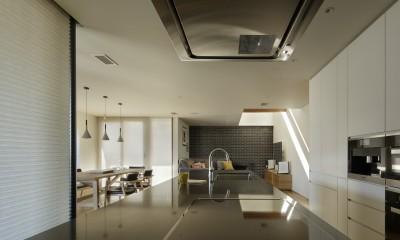 キッチン|House-H Renovation / 築40年木造住宅のリノベーション