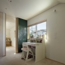 House-H Renovation / 築40年木造住宅のリノベーションの写真 子供部屋