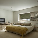 House-H Renovation / 築40年木造住宅のリノベーションの写真 主寝室