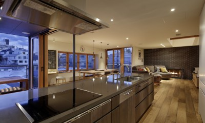 LDK|House-H Renovation / 築40年木造住宅のリノベーション