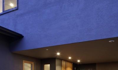 House-H Renovation / 築40年木造住宅のリノベーション (外観)