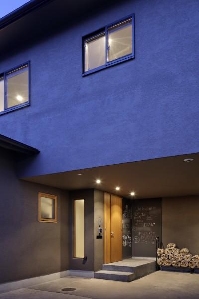 外観 (House-H Renovation / 築40年木造住宅のリノベーション)