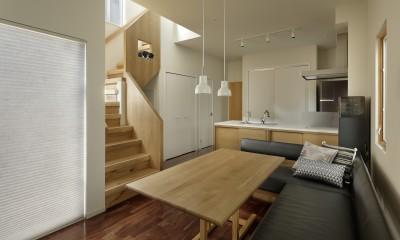 LDK|中野のSOHO / ツーバイフォー住宅のリノベーション