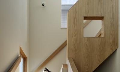 中野のSOHO / ツーバイフォー住宅のリノベーション
