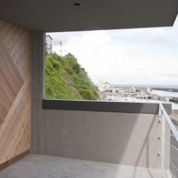 private villa nook (ピロティ)