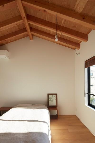 寝室 (そよかぜハウス)