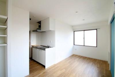 キッチン (東京賃貸リノベの新しい『つくこわリノベーション』)