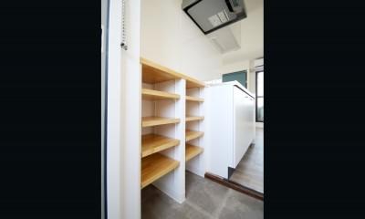 東京賃貸リノベの新しい『つくこわリノベーション』 (玄関)