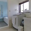 ナチュラルテイストの写真 洗面・浴室