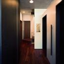 末広の家の写真 玄関ホール