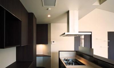 末広の家 (キッチン)