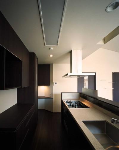 キッチン (末広の家)