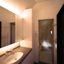 末広の家の写真 洗面スペース