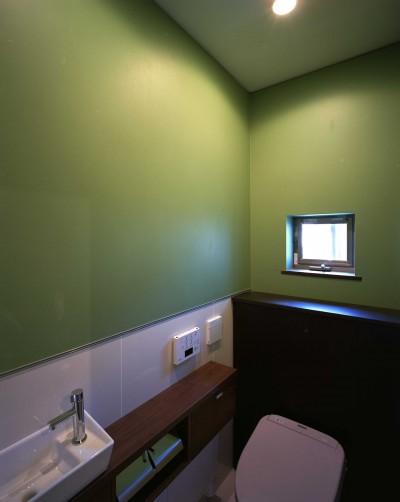 トイレ (末広の家)