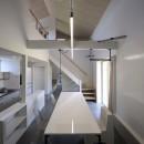 篠山市の小さな家の写真 LDK