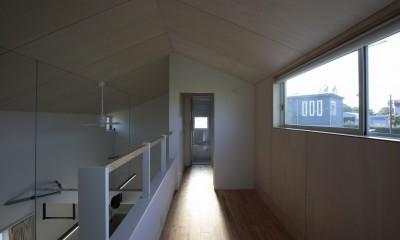 篠山市の小さな家 (2Fホール)