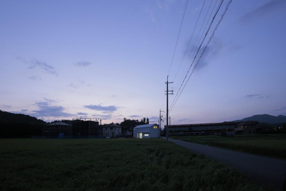 篠山市の小さな家 (外観)