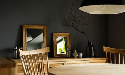 木目が美しいインテリアコーディネード|デザインと実用性、広さと収納力。こだわりどころにメリハリをつけて、満足度は満点に。