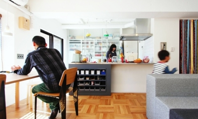 MY PLACE (LIVING DINING KITCHEN5)