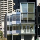 Y字路-道筋に建つ家の写真 外観