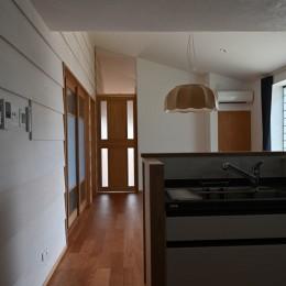 かみいんじきの平屋 (キッチン)