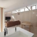 上窪哲也建築計画事務所の住宅事例「I-HOUSE」