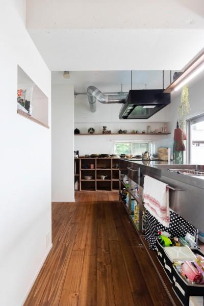 キッチン (無国籍なインテリア)