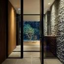 ラ・メゾン軽井沢の写真 玄関