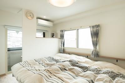 ベッドルーム (こだわりいっぱいのキッズスペース&キッチン!)
